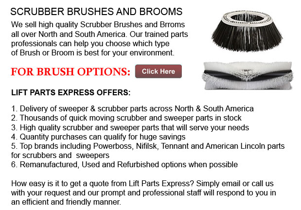 Scrubber Brushes And Brooms For Sale In Texas